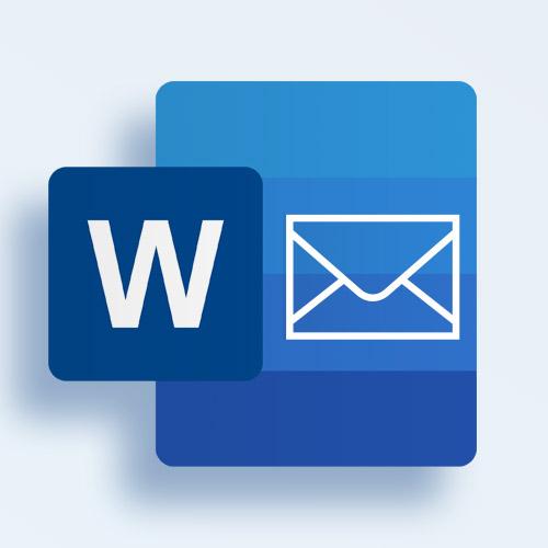 Počítačový kurz Microsoft Word - hromadná korešpondencia