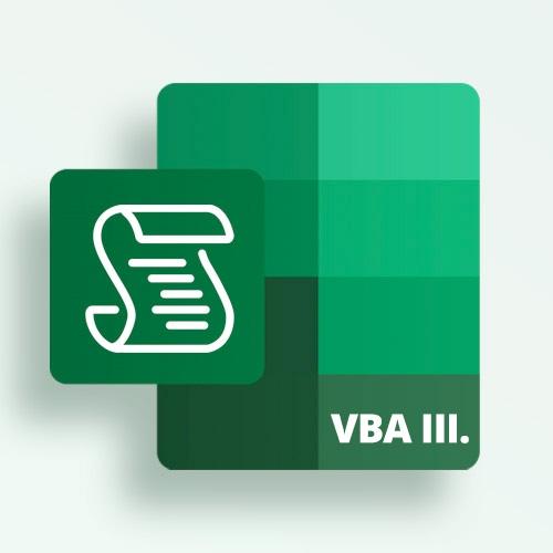 Počítačový kurz Microsoft Excel programovanie makier vo VBA II.