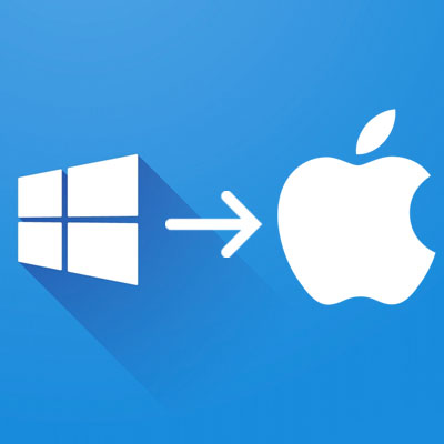 Mac OS X - prechádzame z Windowsu na Mac