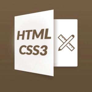 Počítačový kurz Tvorba webstránok III. - HTML5 + CSS3