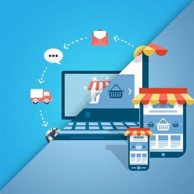 Počítačový kurz Balík kurzov vyrábame webstránku a e-shop - sami a za týždeň