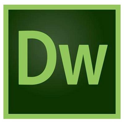 Počítačový kurz Tvorba www pomocou vizuálnych nástrojov, Adobe Dreamweaver