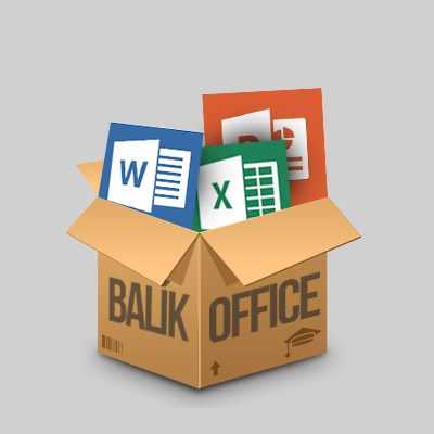 Potaov kurz Balk IT OFFICE I. - pre zaiatonkov (MS Word I., MS Excel I., MS PowerPoint)