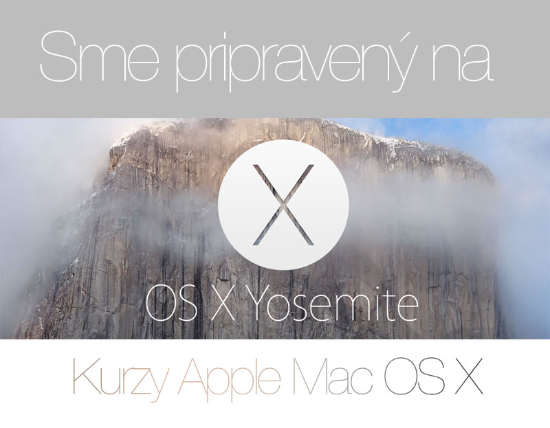 kurzy apple mac os x