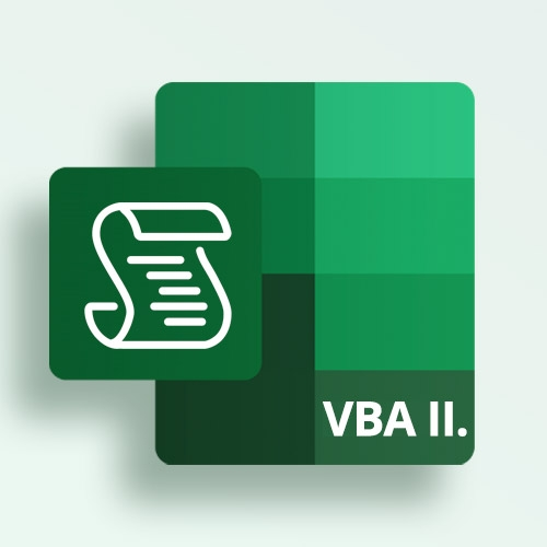 Microsoft Excel VBA II. - Úvod do programovania makier vo Visual Basic for Applications