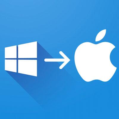 Počítačový kurz Mac OS X II. prechádzame z Windows na Mac