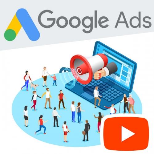 Google Ads III. - úspešná reklama v obsahovej sieti, bannery, cielenie a video reklama na Youtube