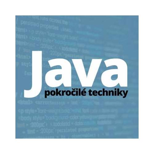 Počítačový kurz Java III. - pokročilé techniky