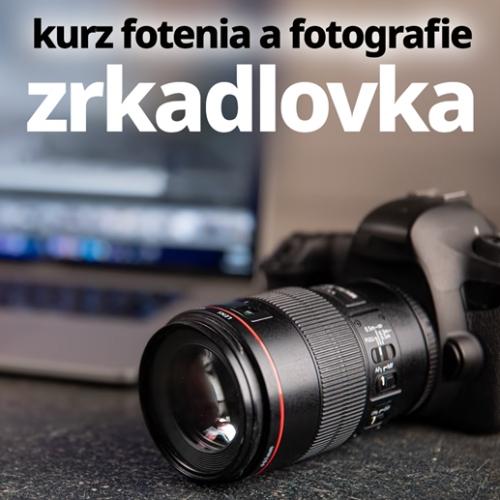 Kurz Digitálna fotografia I. - úvod do profesionálnej digitálnej fotografie