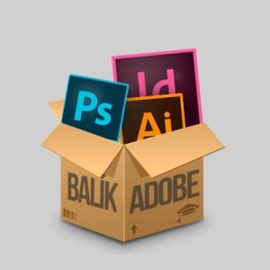 Balík Adobe grafik začiatočník - Photoshop, Illustrator a InDesign