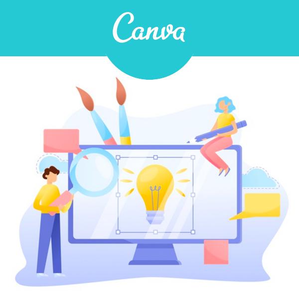 Moderná a kreatívna grafika bez Photoshopu pre začiatočníkov - Canva, vytvárajte špičkovú grafiku sami