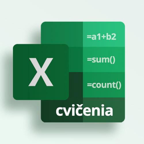Microsoft Excel workshop - Vzorce a funkcie