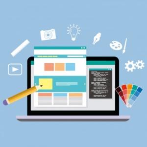 Webdesignér aprogramátor web stránok špecialista - frontend developer abackend programátor avyvojár