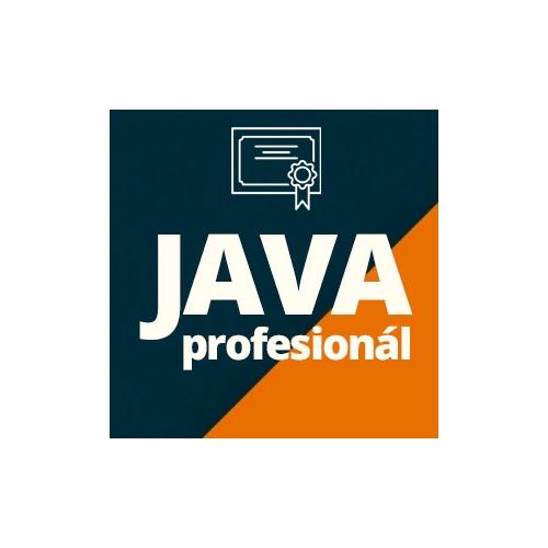Balík Java Profesionál pre začiatočníkov - od základov až po pokročilé možnosti