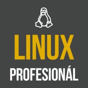 Balík Linux profesionál - od základov, administrácia až po skriptovanie v jazyku BASH