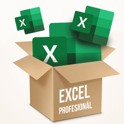 Microsoft Excel profesionál - balík školení Excel I., Excel II. a Excel III.