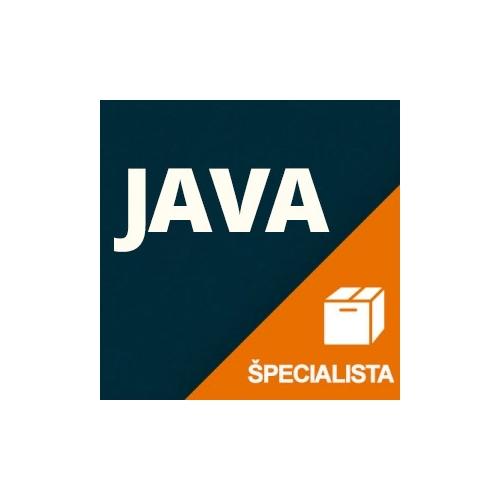 Java špecialista - od základov, pokročilé techniky SE a EE