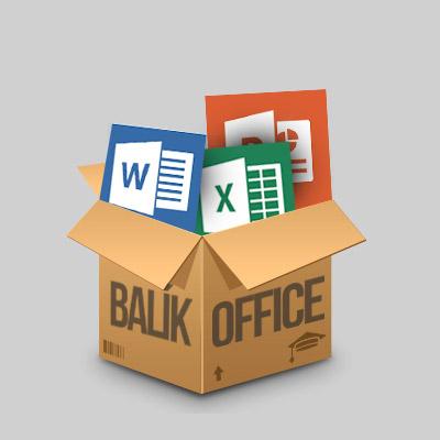 Balík Microsoft Office I. - pre začiatočníkov (MS Word I., MS Excel I., MS PowerPoint I.)