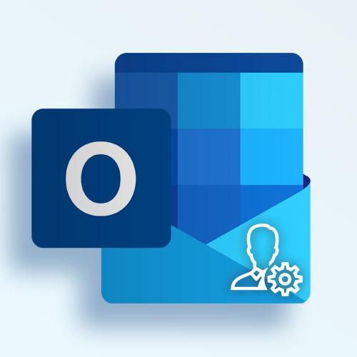 Microsoft Outlook III. - administrácia programu, nastavenie pripojení a formuláre
