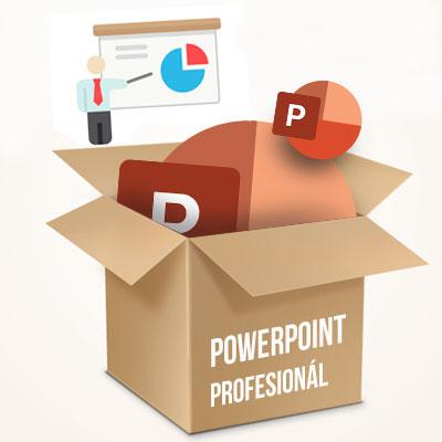 Balík Microsoft PowerPoint profesionál a prezentačné zručnosti - dokonalá prezentácia a prezentátor od A po Z