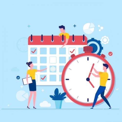 Time management - riadenie pracovného času