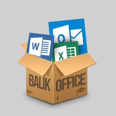 Balík Microsoft Office II. - pre mierne pokročilých (MS Word II., MS Excel II., MS Outlook II.)