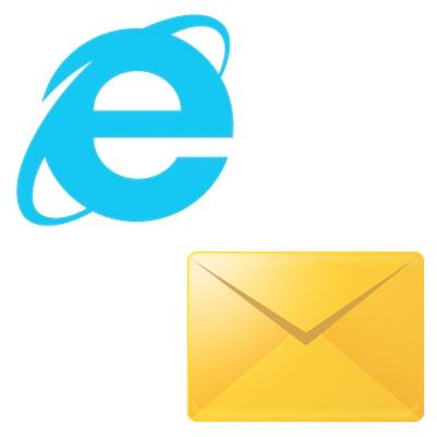 Základy internetu, email - pre začiatočníkov
