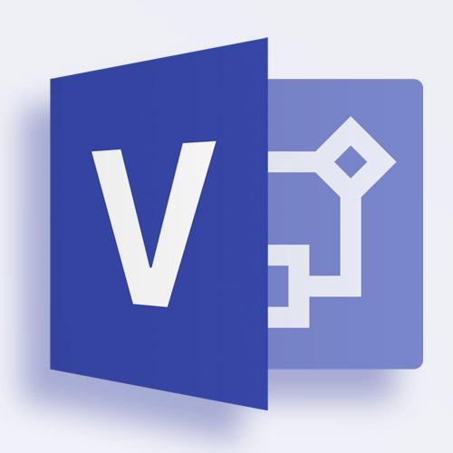 Microsoft Visio I. - pre začiatočníkov