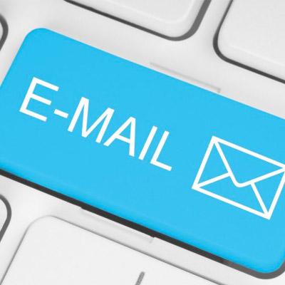 Kurzy e-mailu