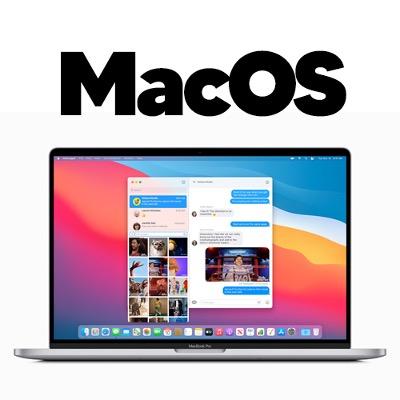 Mac OS kurzy