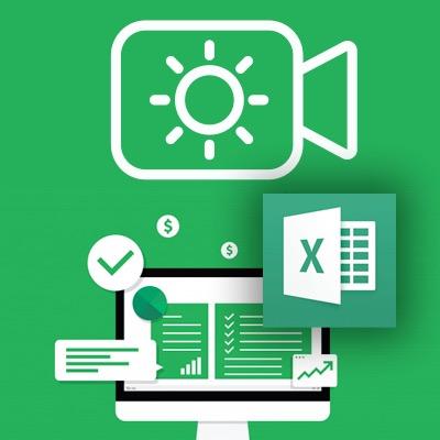 Online kurzy Excel