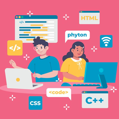 Kurzy programovania, programovacie jazyky