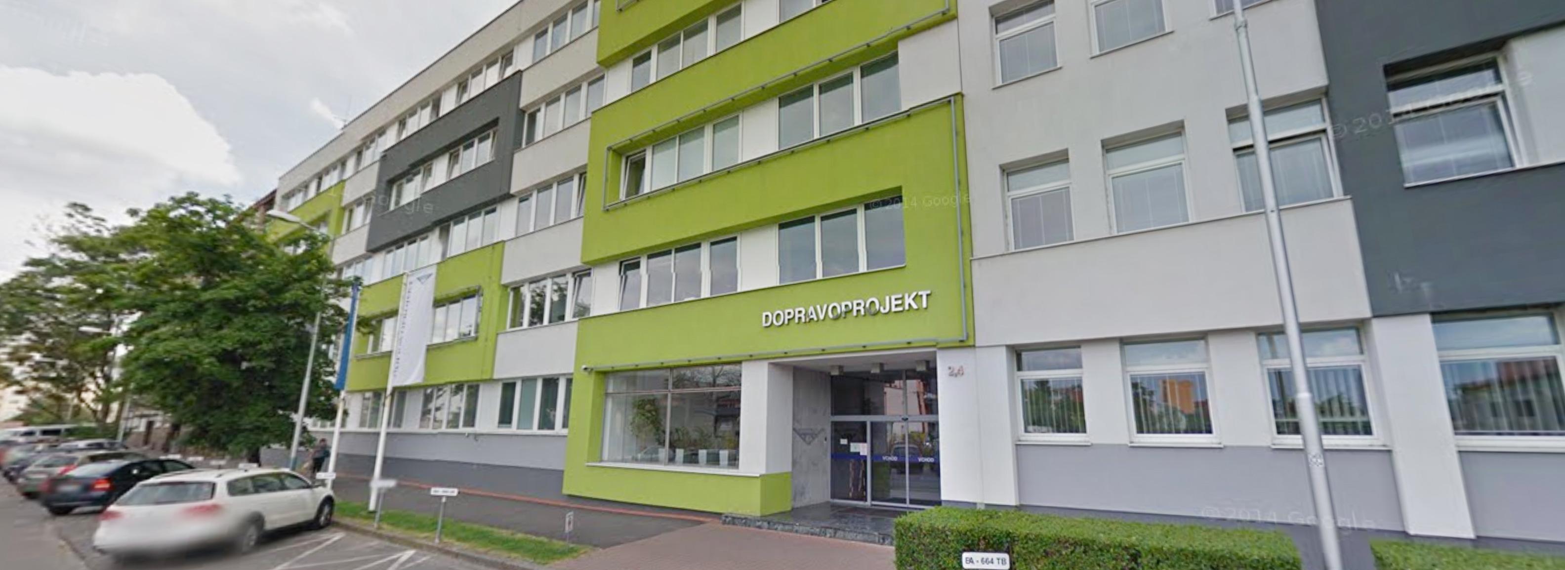 Budova IT kurzov v Bratislave