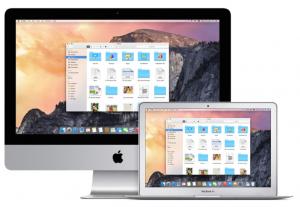 Macbook a iMac
