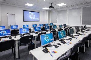 Počítačová učebna - IT kurzy v Bratislave
