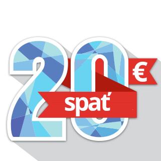 Získajte 20 € spať pri objednávke na ďalšie vzdelávanie