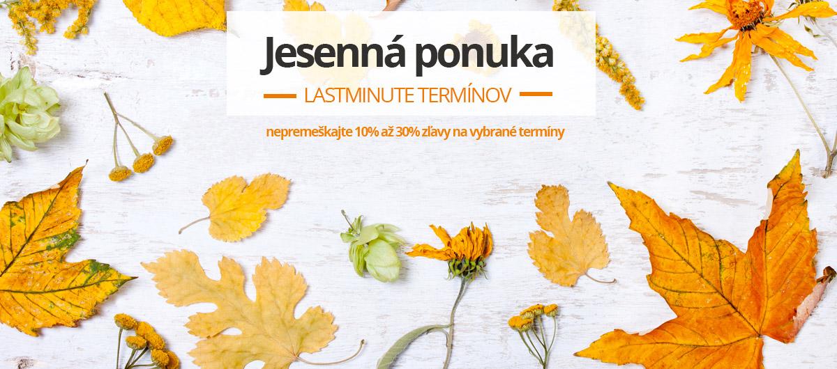Jesenná akcia 2017 na IT kurzy a počítačové kurzy v Bratislave