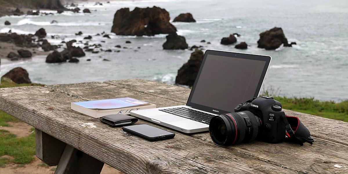 dobré fotky spravíte aj pri mori
