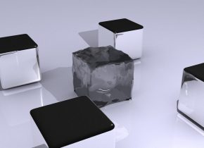 obrázok na pracovnej ploche - kocky