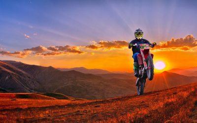 obrázok na pracovnej ploche - motorkár