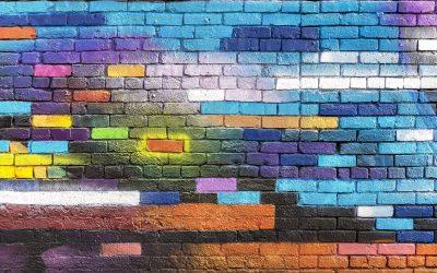 obrázok na pracovnej ploche - tehlová stena