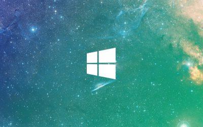 obrázok na pracovnej ploche - tapeta windows space