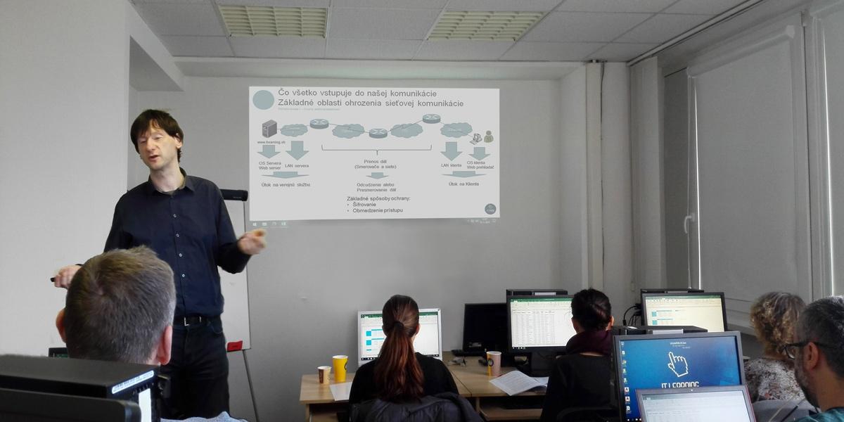 Kurz Active Directory - lektor v triede