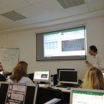 Kurz Excel I. - lektor v miestnosti