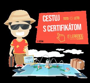 Letná súťaž cestuj s certifikátom 2021