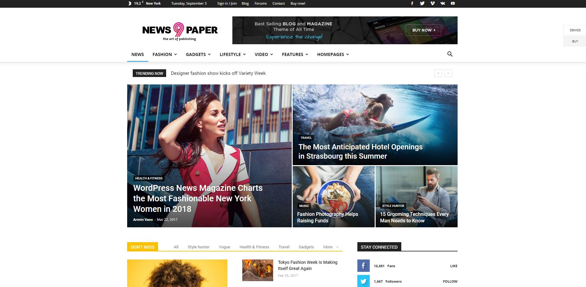 newspaper-wordpress-theme-demo