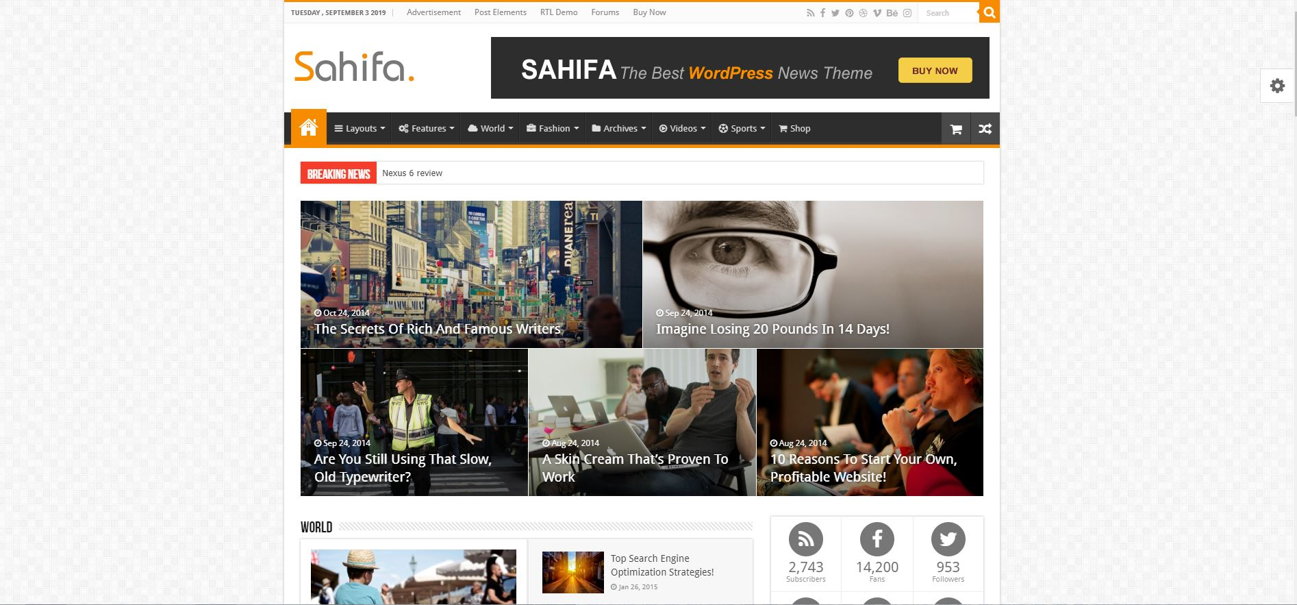 sahifa-wordpress-theme-demo