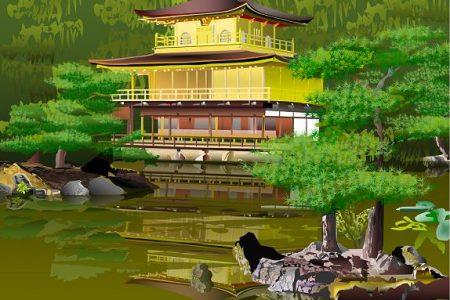 Dom pri jazere - Tacuo Horiuči (obraz)