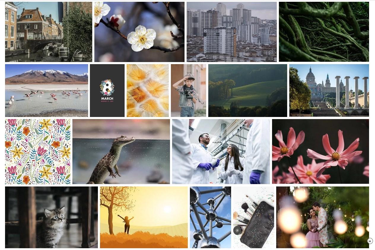 Fotobanka Pixabay a jej titulka v čase vzniku článku