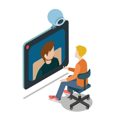 Online výuka a individuálne online kurzy sú spustené